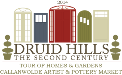 DRUID HILLS TOUR LOGO