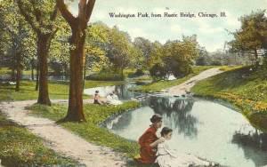 Washington Park, Chicago