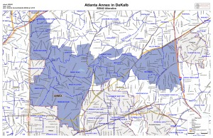 City of Atlanta Annexation