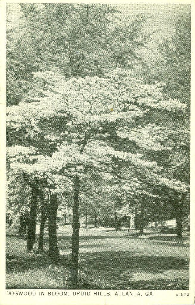Postcard, 1930s